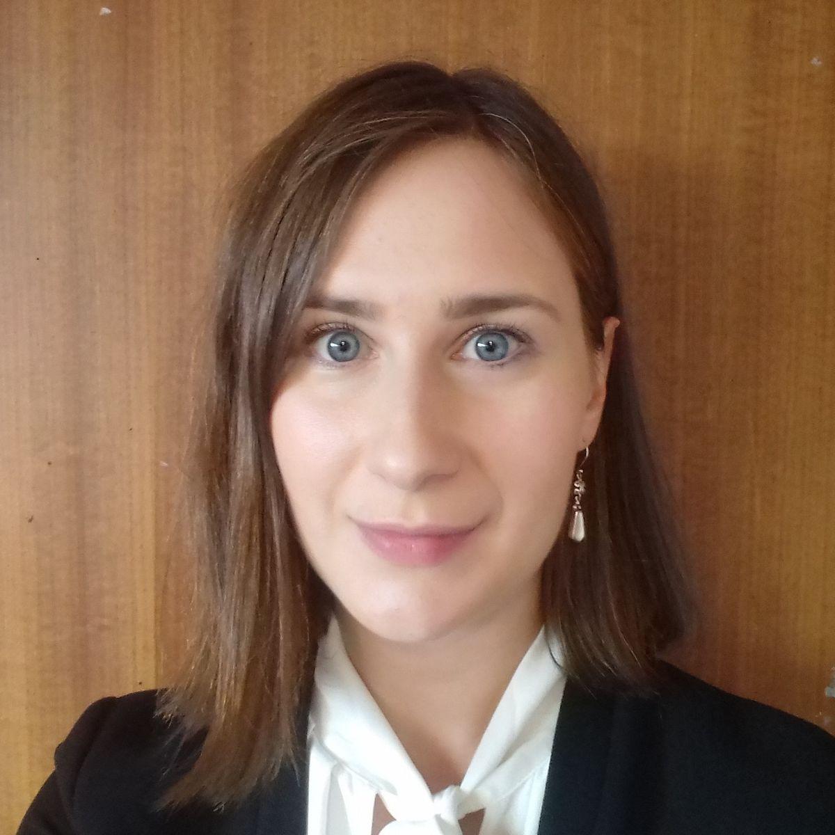 Dr Maria Shmygol